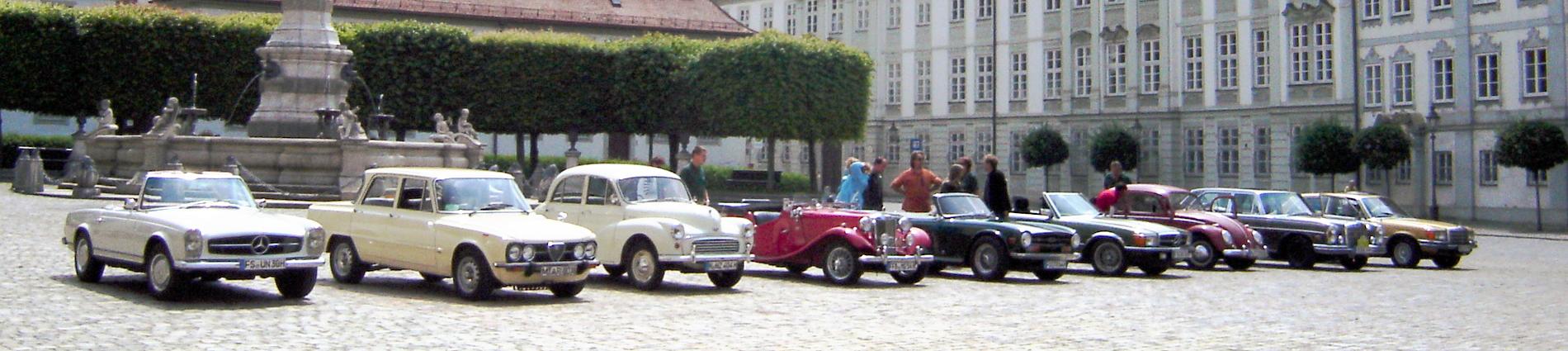 Oldtimerfreunde Freising